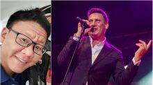 A Singaporean radio listener was denied $10,000 quiz prize for 'mispronouncing' Tony Hadley's name – then the singer himself stepped in