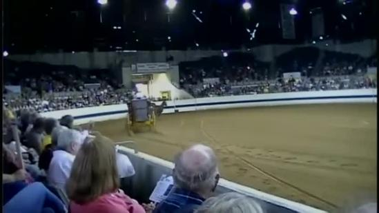 People injured in Ind. State Fair stagecoach crash