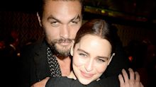 Jason Momoa Sends Emilia Clarke 'Love' After  'Game of Thrones' Finale: 'Baby That Episode Killed Me'