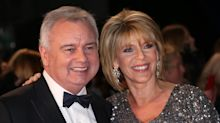Eamonn Holmes defends sitting close to wife Ruth Langsford on 'This Morning'