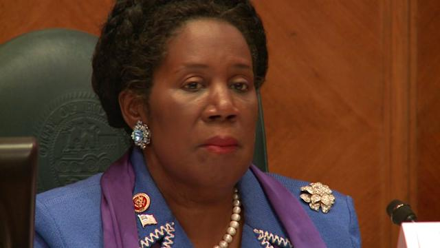 Sheila Jackson Lee in charge of Homeland Security?!