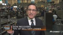 Santelli Exchange: Upside rate move may be losing steam