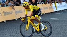 Defending champion Egan Bernal bothered by back injury on eve of Tour de France