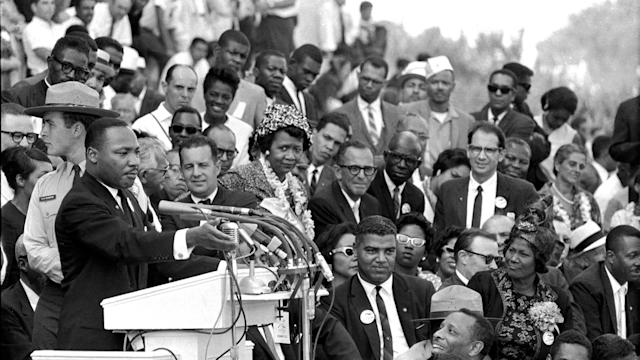 Bay Area man helped craft MLK's 'I Have A Dream' speech