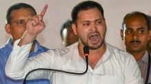 Tejashwi starts Save Constitution march; BJP questions credentials of the Yadav family