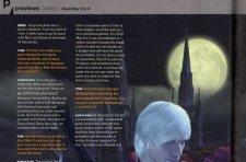 Devil May Cry 4 scans hit PSM