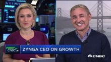Gaming company Zynga CEO Frank Gibeau on the future of subscription services