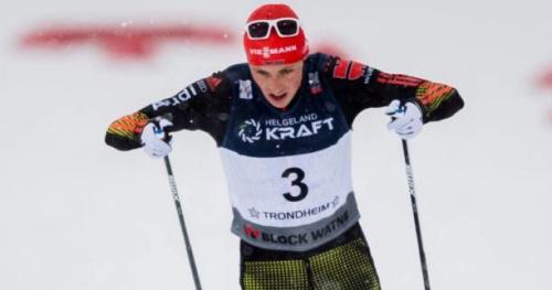 Combiné nordique - CM (H) - Combiné nordique : Eric Frenzel est sous pression avant l'ultime course de la saison