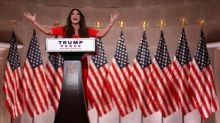 Kimberly Guilfoyle's RNC speech sparks shock and awe — and an online challenge
