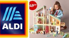 Popular Aldi doll house returns in huge Special Buy toy sale