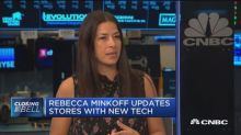 Designer Rebecca Minkoff: We're willing to 'take a hit' on tariffs, not looking to raise prices