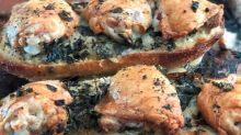 Colin Fassnidge's Famous Chicken Bread