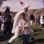 How Celebrities Celebrated Easter
