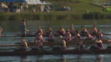 A different race: Regatta committee holds run in lieu of cancelled rowing event