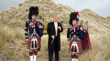 Trump-Firma bekommt trotz Anwohner-Protest Erlaubnis für Golfplatz in Schottland