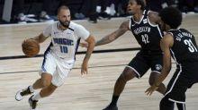Basket - NBA - NBA : Orlando domine Brooklyn avec 24 points d'Evan Fournier