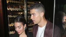 Cristiano Ronaldo y Georgina Rodríguez podrían haberse prometido