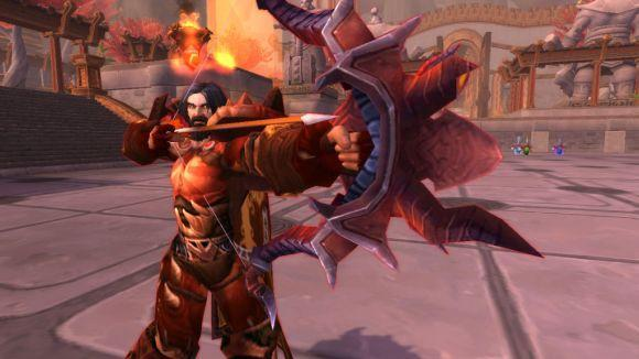 Around Azeroth: Lara Croft would be disappointed