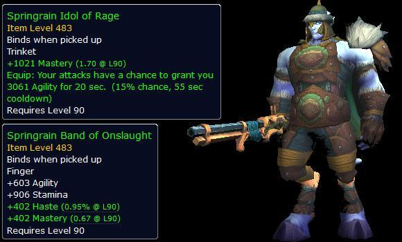 Patch 5.4.7 PTR: Is this the level 90 boost gear?