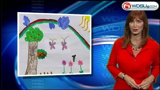Margaret's Weather Picture for May 23