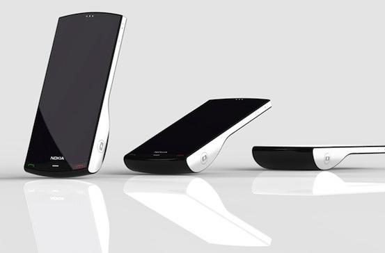 Nokia Kinetic concept offers some ideas Nokia might want to heed