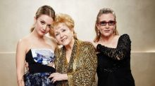 Billie Lourd Posts Sweet Pic of Her 'Abadaba' Debbie Reynolds In Honor of What Would've Been Her 85th Birthday
