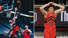 Yuta Watanabe opens up for first time about getting posterized by Anthony Edwards