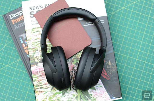 Sony's WH-1000XM4 wireless headphones return to record low of $278