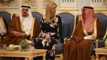 Apparently, They Really Like Ivanka Trump in Saudi Arabia