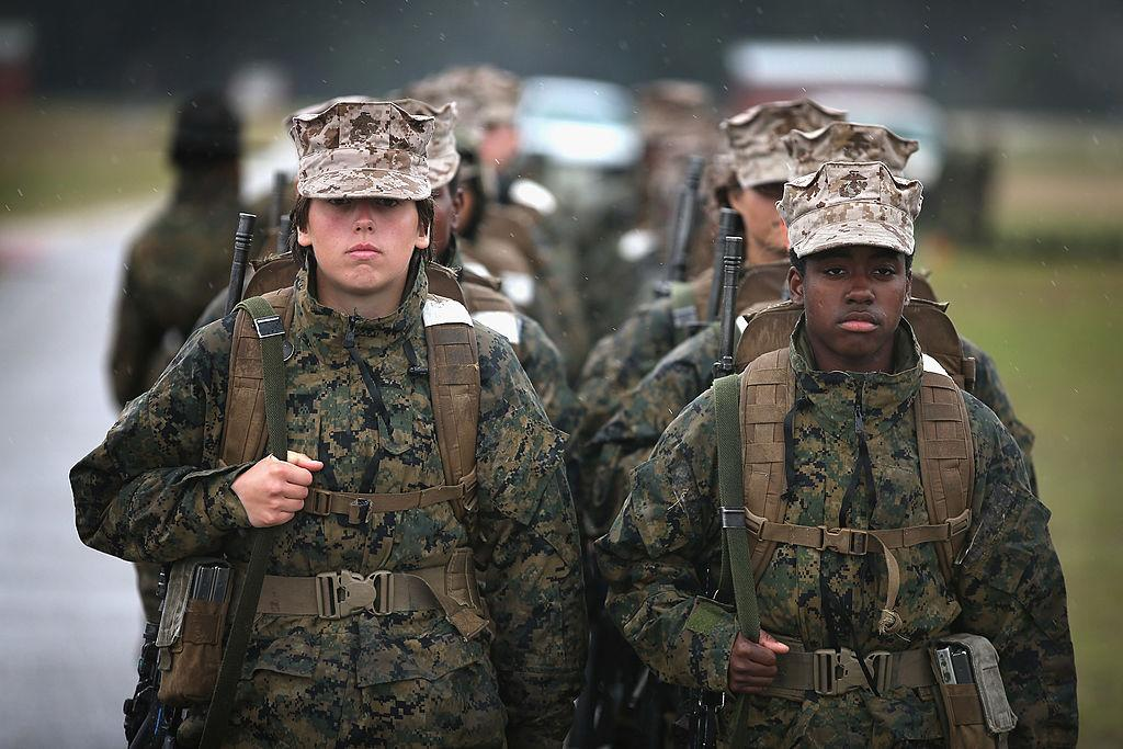 a male and sexist opinion on women in the military For as long as a military has existed those who supported male supremacy have had a hold on women's rights within the military, but as time goes on those people are losing their grip the arguments that these people have been using are becoming outdated and are simply proven wrong, sexist, and unequal.