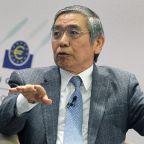Bank of Japan's Kuroda nominated for second term: statement
