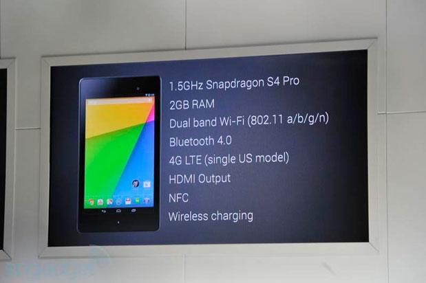 Verizon speaks out on Nexus 7 LTE activation, expects it will be certified 'shortly'