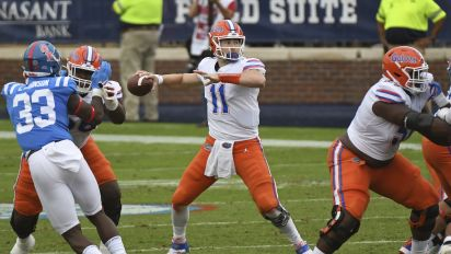 Trask, Florida spoil Kiffin's Ole Miss debut