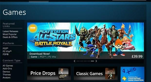 Sony Entertainment Network web store launching in Japan on May 29th