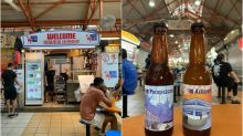 Brew of the people: Find Ren Min's new craft bottles at two hawker centers