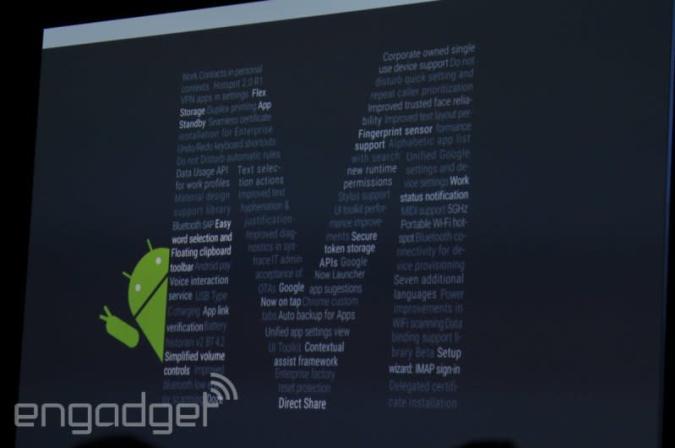 Android M mostrado en la Google I/O: estas son sus novedades