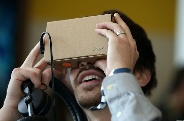 Google stops selling its Cardboard VR goggles after seven years
