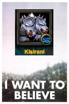 Blizzard developers are out there