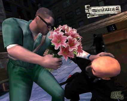 Manhunt 2 looks a lot more fun since the ESRB incident