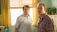 Peep Show scene containing blackface removed from Netflix