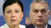 Passe d'armes entre Viktor Orban et Bruxelles sur l'Etat de droit