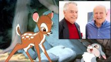 Why the 82-Year-Olds Who Voiced Bambi and Thumper Never Revealed They Were Part of 1942 Disney Classic