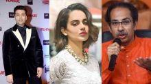 Kangana Ranaut openly challenged Uddhav Thackeray and Karan Johar