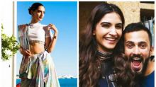 Cannes 2017: Anand Ahuja turns fashion stylist for Sonam Kapoor