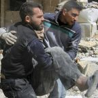 35 People Have Been Killed in a Rocket Attack on the Syrian Capital