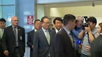 Asiana CEO arrives in Bay Area to meet with survivors