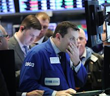 MARKETS: Here's why stocks are selling off right now