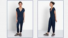 This onesie proves that style and comfort can come hand-in-hand