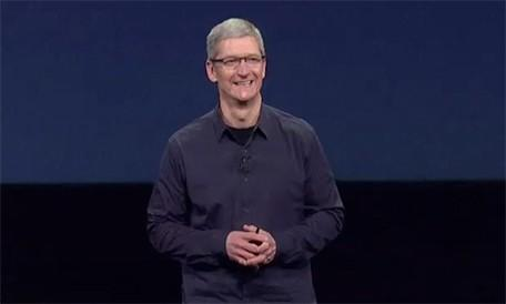 Tim Cook will headline All Things D conference next month