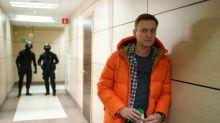 Polícia russa quer interrogar opositor Navalny na Alemanha